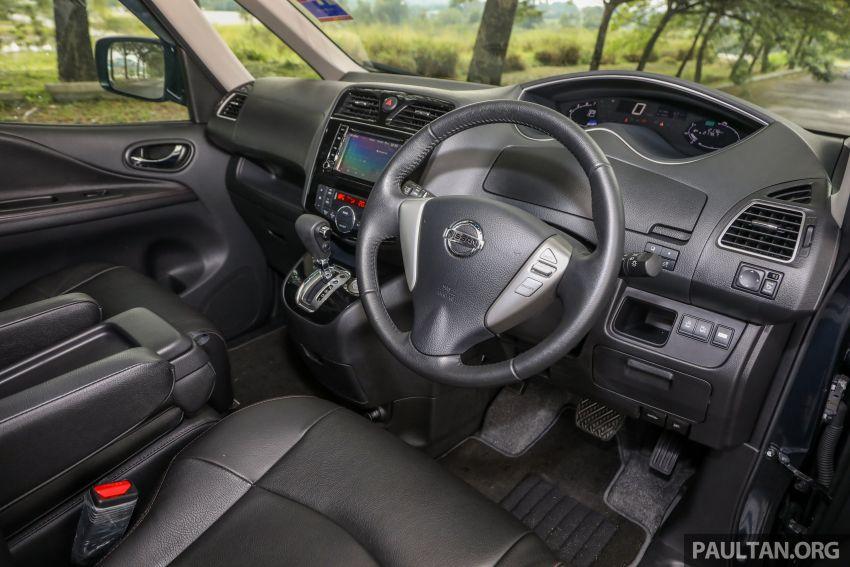 GALERI: Nissan Serena S-Hybrid – lama vs baru Image #817577
