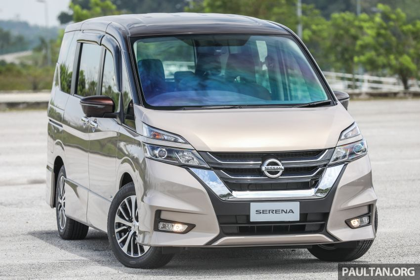 2018 Nissan Serena S-Hybrid launched, from RM136k Image #816557