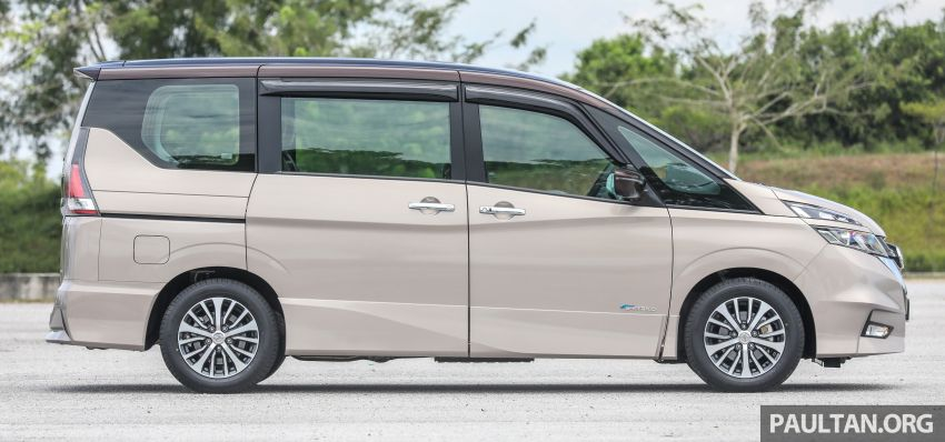 DRIVEN: 2018 Nissan Serena S-Hybrid – great appeal Image #821296
