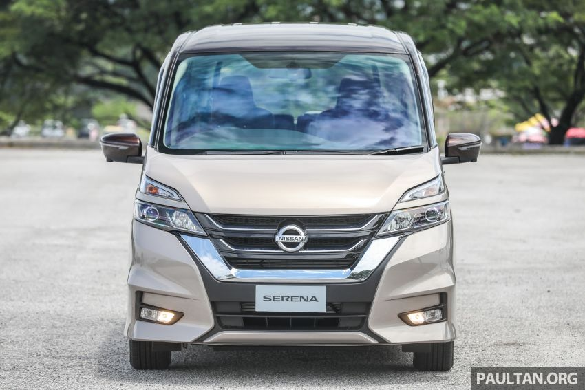 DRIVEN: 2018 Nissan Serena S-Hybrid – great appeal Image #821297