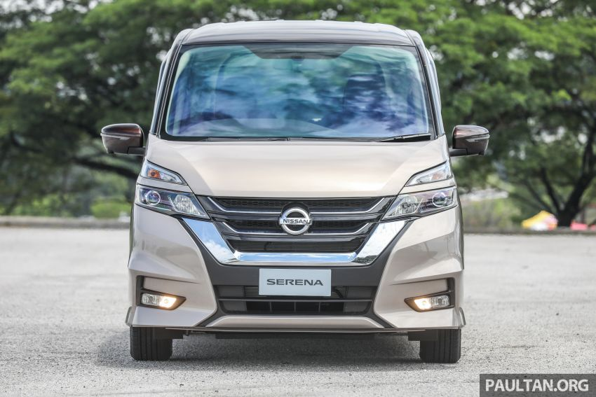 2018 Nissan Serena S-Hybrid launched, from RM136k Image #816568