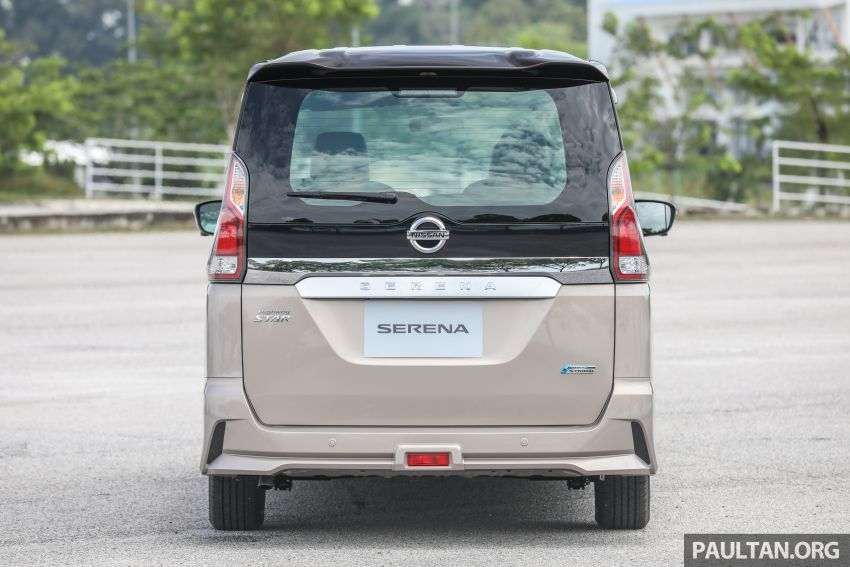 2018 Nissan Serena S-Hybrid launched, from RM136k Image #816569