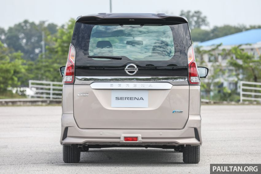 2018 Nissan Serena S-Hybrid launched, from RM136k Image #816570