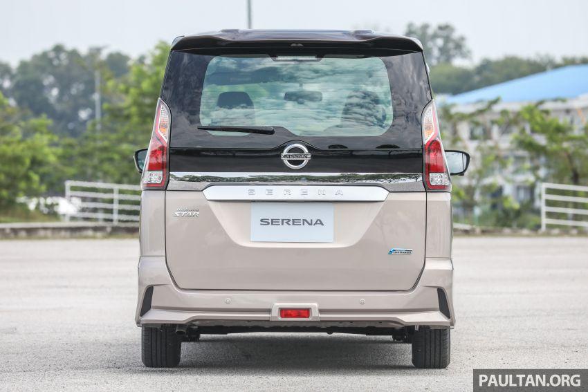 Nissan Serena S-Hybrid 2.0L 2018 dilancarkan di M'sia – dua varian, harga bermula dari RM136k-RM148k Image #816704
