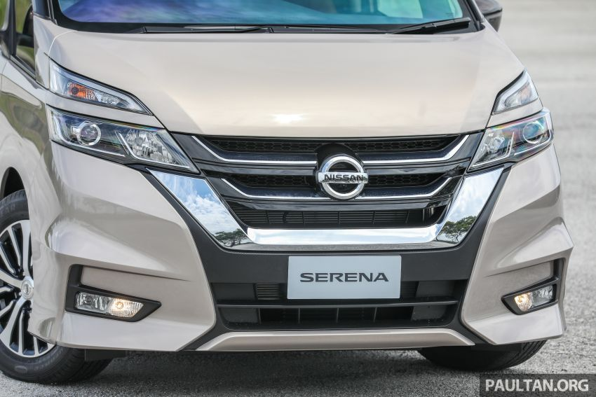 DRIVEN: 2018 Nissan Serena S-Hybrid – great appeal Image #821301