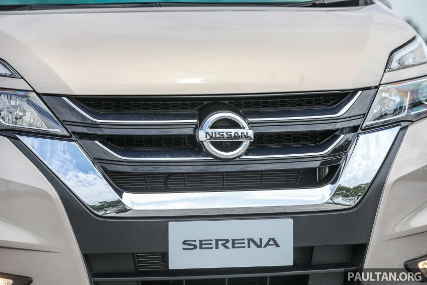 2018 Nissan Serena S-Hybrid launched, from RM136k Image #816575