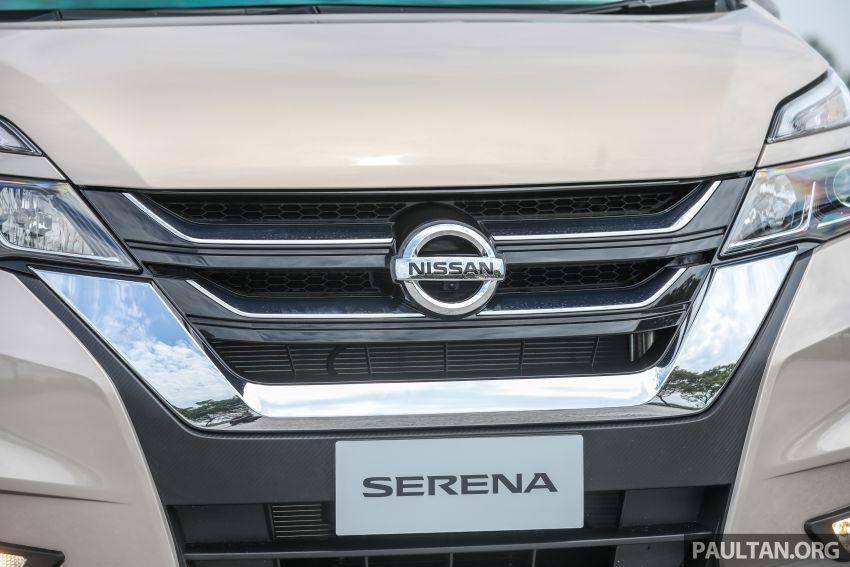 Nissan Serena S-Hybrid 2.0L 2018 dilancarkan di M'sia – dua varian, harga bermula dari RM136k-RM148k Image #816711