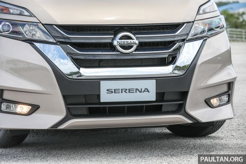 2018 Nissan Serena S-Hybrid launched, from RM136k Image #816576