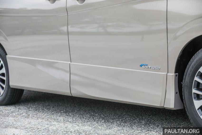 Nissan Serena S-Hybrid 2.0L 2018 dilancarkan di M'sia – dua varian, harga bermula dari RM136k-RM148k Image #816717