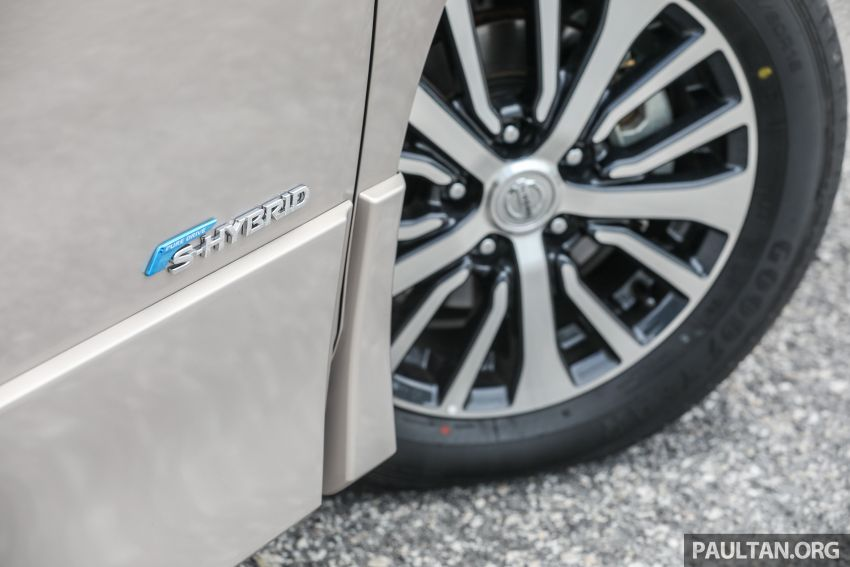 DRIVEN: 2018 Nissan Serena S-Hybrid – great appeal Image #821311