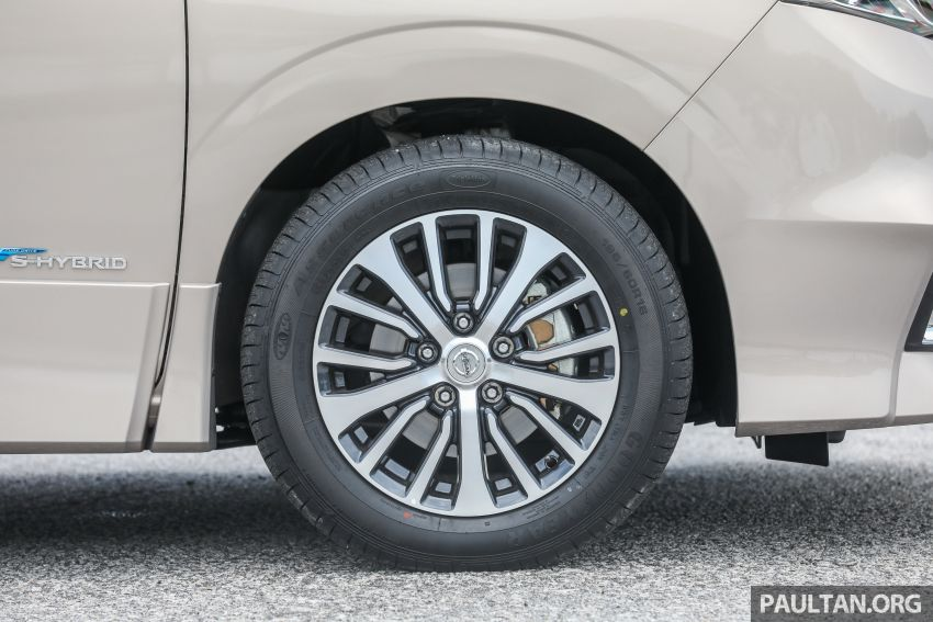 2018 Nissan Serena S-Hybrid launched, from RM136k Image #816582