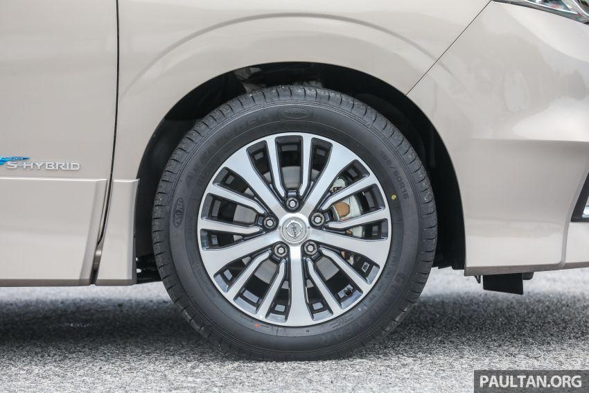Nissan Serena S-Hybrid 2.0L 2018 dilancarkan di M'sia – dua varian, harga bermula dari RM136k-RM148k Image #816719