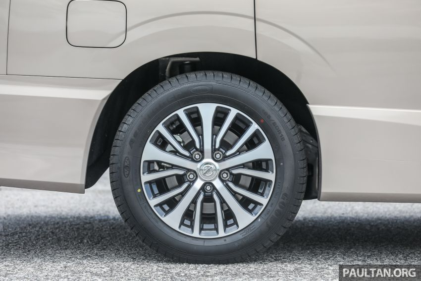 2018 Nissan Serena S-Hybrid launched, from RM136k Image #816583