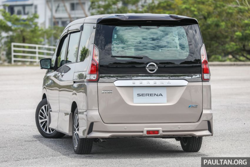 2018 Nissan Serena S-Hybrid launched, from RM136k Image #816563