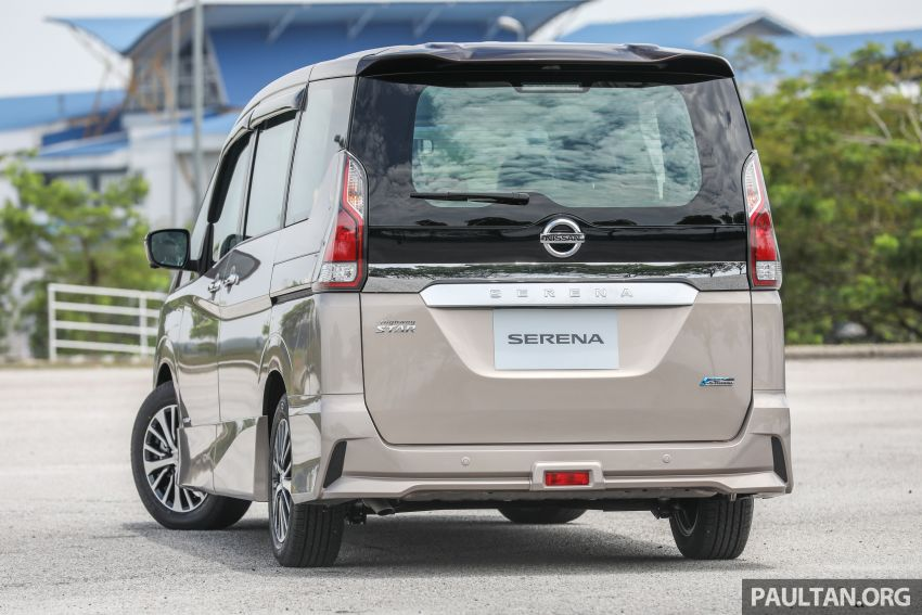 2018 Nissan Serena S-Hybrid launched, from RM136k Image #816564