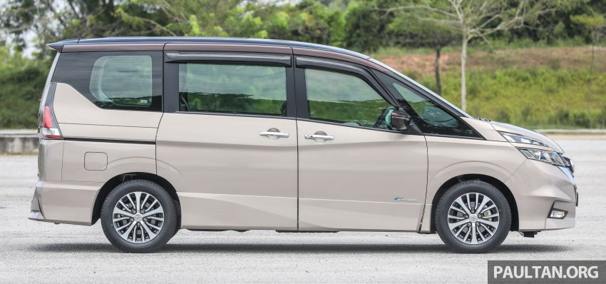 2018 Nissan Serena S-Hybrid launched, from RM136k Image #816565