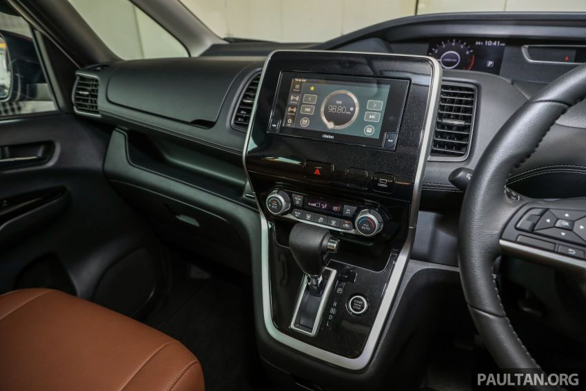 DRIVEN: 2018 Nissan Serena S-Hybrid – great appeal Image #821340