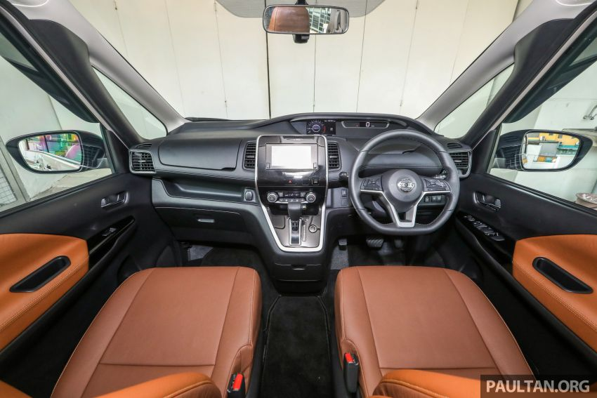 Nissan Serena S-Hybrid 2.0L 2018 dilancarkan di M'sia – dua varian, harga bermula dari RM136k-RM148k Image #816736