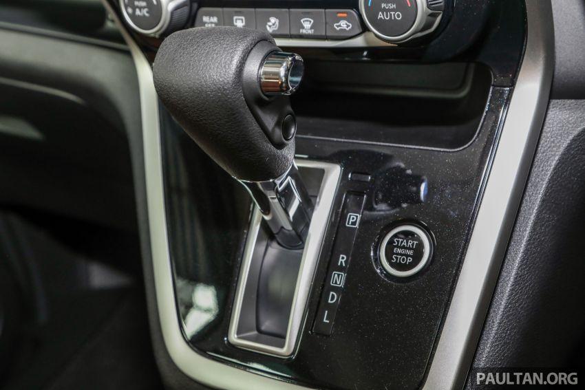 Nissan Serena S-Hybrid 2.0L 2018 dilancarkan di M'sia – dua varian, harga bermula dari RM136k-RM148k Image #816761