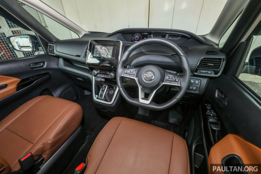 DRIVEN: 2018 Nissan Serena S-Hybrid – great appeal Image #821348