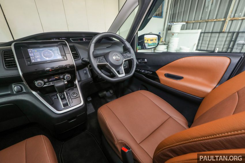 2018 Nissan Serena S-Hybrid launched, from RM136k Image #816620
