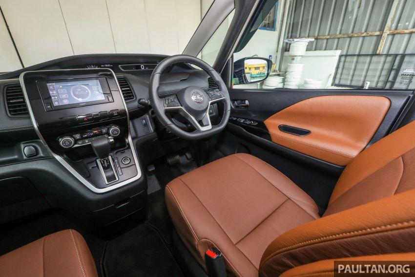 Nissan Serena S-Hybrid 2.0L 2018 dilancarkan di M'sia – dua varian, harga bermula dari RM136k-RM148k Image #816767