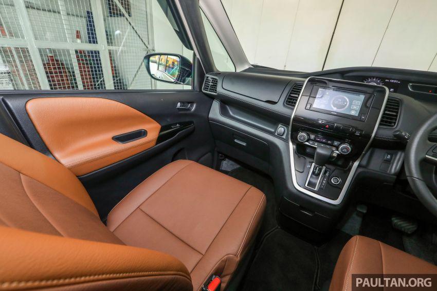 Nissan Serena S-Hybrid 2.0L 2018 dilancarkan di M'sia – dua varian, harga bermula dari RM136k-RM148k Image #816769