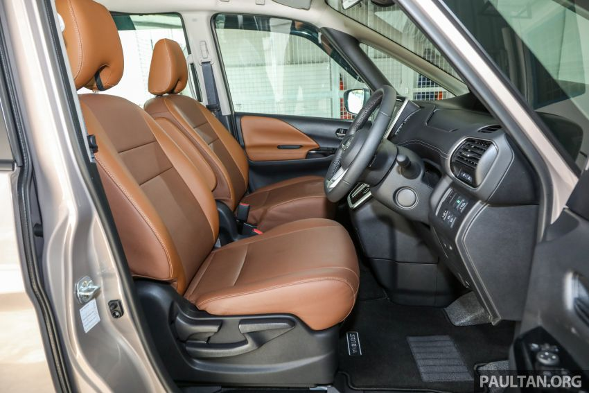 2018 Nissan Serena S-Hybrid launched, from RM136k Image #816622