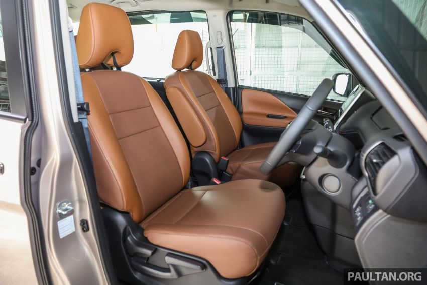 DRIVEN: 2018 Nissan Serena S-Hybrid – great appeal Image #821352