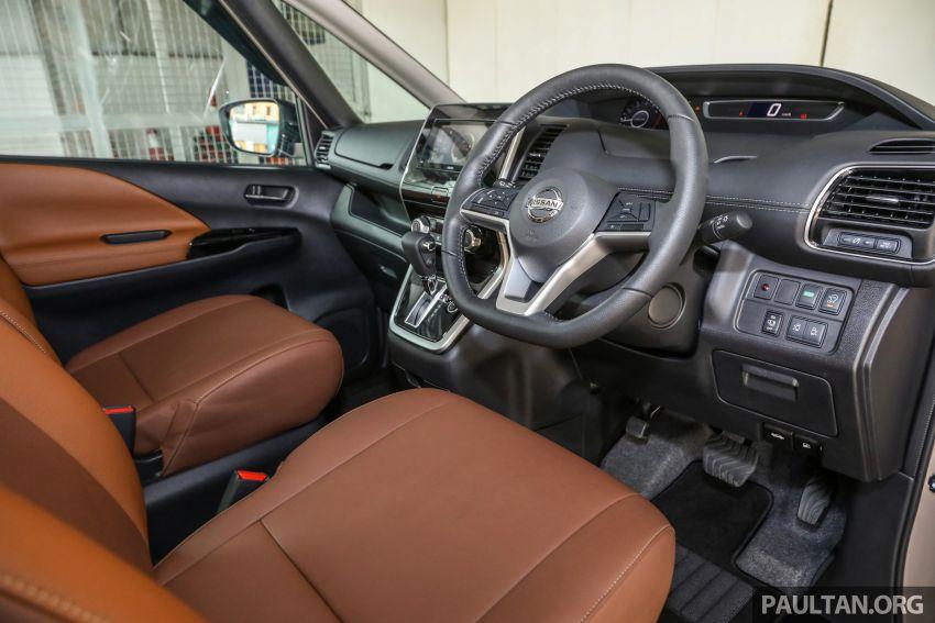 Nissan Serena S-Hybrid 2.0L 2018 dilancarkan di M'sia – dua varian, harga bermula dari RM136k-RM148k Image #816738