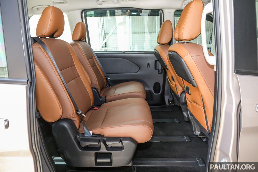Nissan Serena S-Hybrid 2.0L 2018 dilancarkan di M'sia – dua varian, harga bermula dari RM136k-RM148k Image #816777