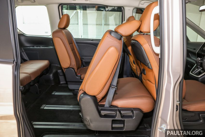 DRIVEN: 2018 Nissan Serena S-Hybrid – great appeal Image #821359