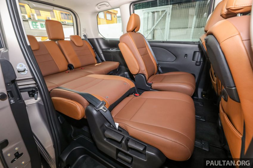 DRIVEN: 2018 Nissan Serena S-Hybrid – great appeal Image #821362