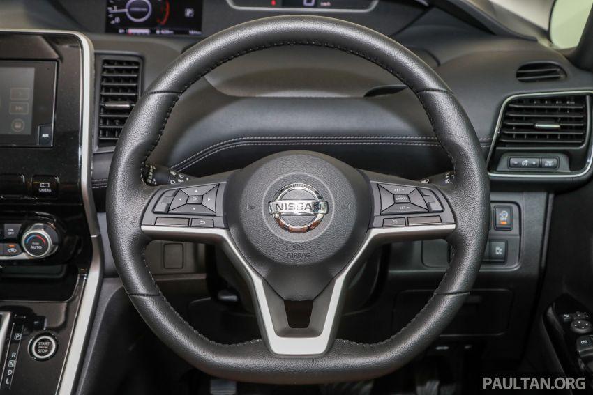 Nissan Serena S-Hybrid 2.0L 2018 dilancarkan di M'sia – dua varian, harga bermula dari RM136k-RM148k Image #816739