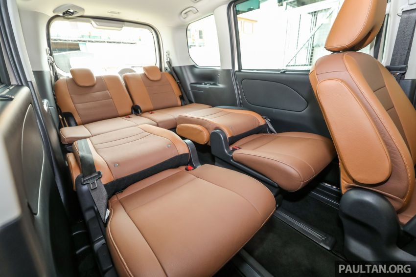 2018 Nissan Serena S-Hybrid launched, from RM136k Image #816636