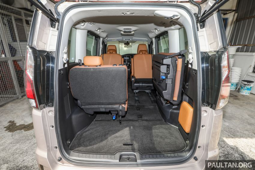 DRIVEN: 2018 Nissan Serena S-Hybrid – great appeal Image #821383