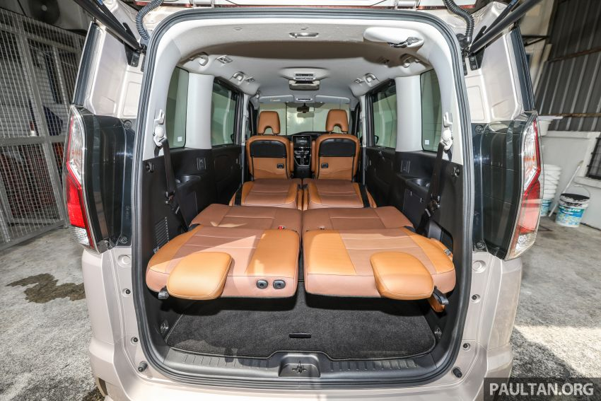 DRIVEN: 2018 Nissan Serena S-Hybrid – great appeal Image #821386