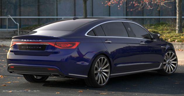 Used Honda Accord >> Proton Perdana Executive – a MIMOS design proposal
