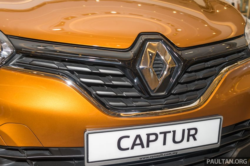 GALLERY: Renault Captur facelift on sale – RM109,000 Image #818144