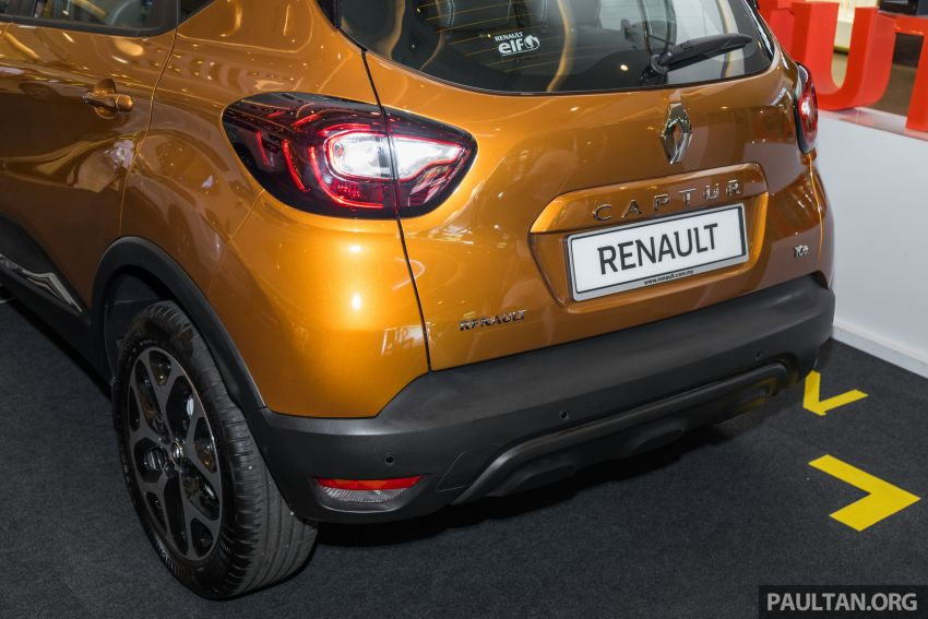 GALLERY: Renault Captur facelift on sale – RM109,000 Image #818151