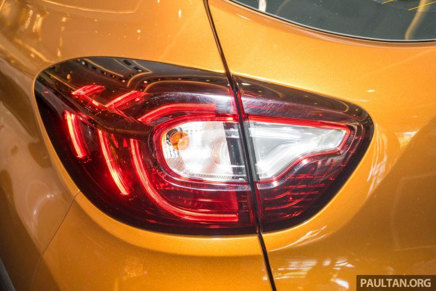 GALLERY: Renault Captur facelift on sale – RM109,000 Image #818152