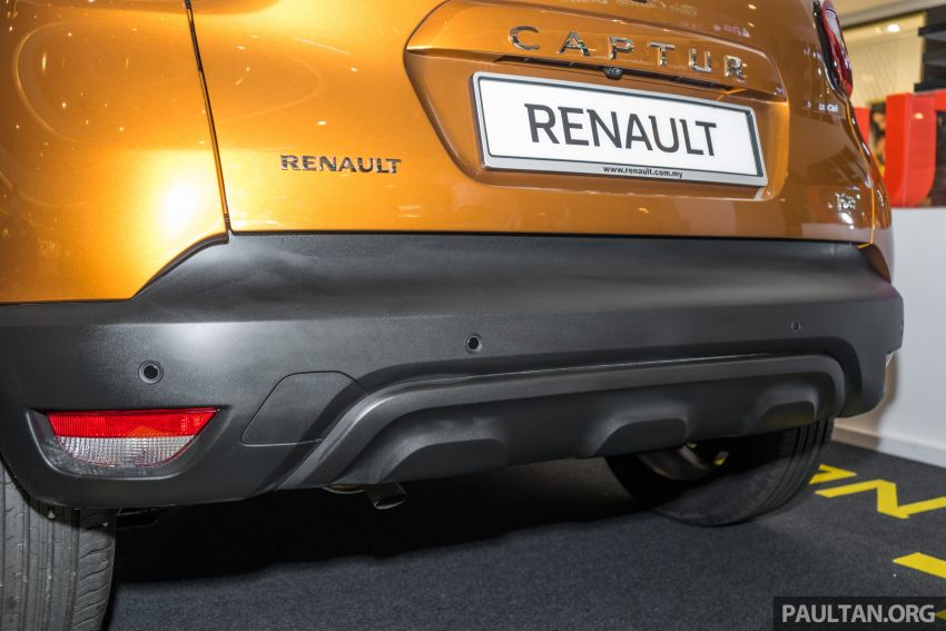 GALLERY: Renault Captur facelift on sale – RM109,000 Image #818153
