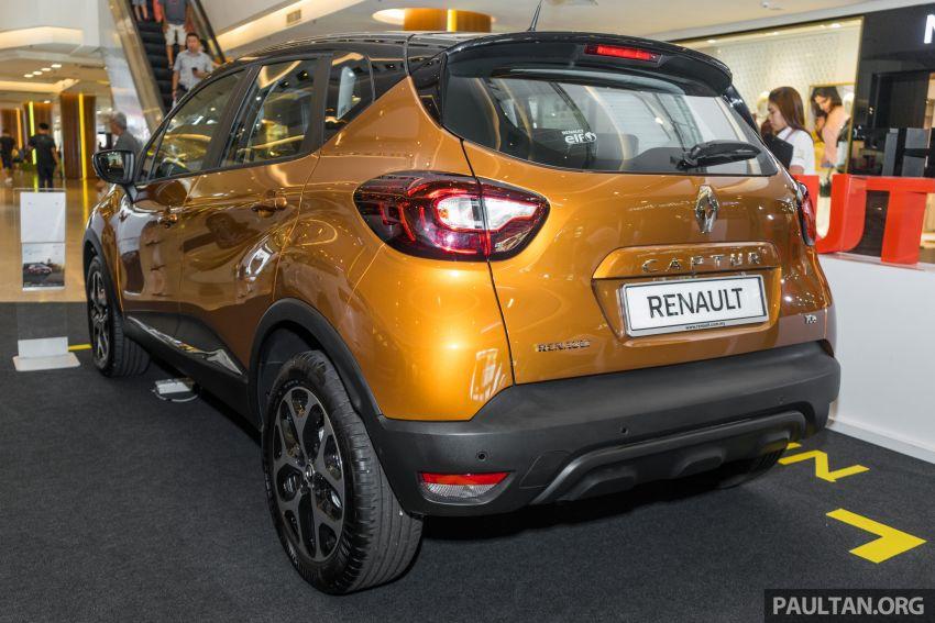 GALLERY: Renault Captur facelift on sale – RM109,000 Image #818136