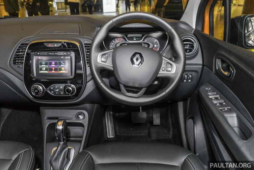 GALLERY: Renault Captur facelift on sale – RM109,000 Image #818157