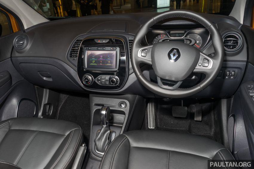 GALLERY: Renault Captur facelift on sale – RM109,000 Image #818158