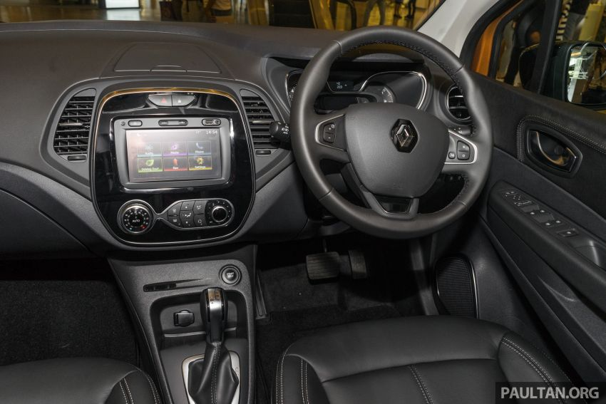 GALLERY: Renault Captur facelift on sale – RM109,000 Image #818161