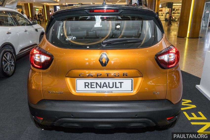 GALLERY: Renault Captur facelift on sale – RM109,000 Image #818138