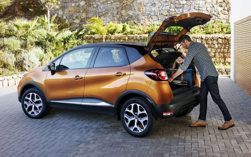 Renault Captur facelift debuts in Malaysia – RM109k Image #817933