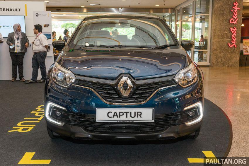 GALLERY: Renault Captur facelift on sale – RM109,000 Image #818141