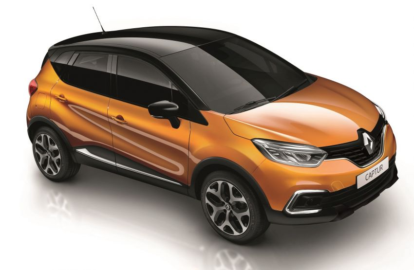 Renault Captur facelift debuts in Malaysia – RM109k Image #817929